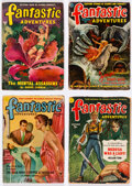 Pulps:Science Fiction, Fantastic Adventures Group of 13 (Ziff-Davis, 1948-51) Condition: Average VG-.... (Total: 13 Items)