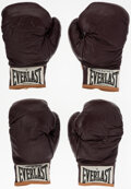 Boxing Collectibles:Autographs, Multi-Signed Boxing Gloves - Including Jack Dempsey, Lot of 4.... (Total: 4 items)