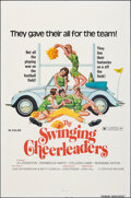 """Movie Posters:Sexploitation, The Swinging Cheerleaders & Other Lot (Centaur, 1974). Folded, Overall: Very Fine-. One Sheets (2) (27"""" X 41"""") Robert Tanenb... (Total: 2 Items)"""