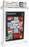 """Video Games:Playstation, Grand Theft Auto III - Wata 9.6 A++ Sealed [""""Trilogy"""" Release, Later Production], PS2 Rockstar 2001 USA...."""