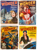 Pulps:Science Fiction, Assorted Science Fiction Pulps Group of 16 (Various, 1937-51).... (Total: 16 Items)
