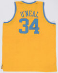 Autographs:Jerseys, Shaquille O'Neal Signed Minneapolis Lakers Jersey - The Johnny Mack Collection. ...