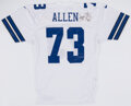 Autographs:Jerseys, Larry Allen Dallas Cowboys Signed Jersey - The Johnny Mack Collection....