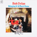 Music Memorabilia:Autographs and Signed Items, Bob Dylan Signed Bringing It All Back Home Reissue Vinyl LP (Columbia, CL 2328). ...