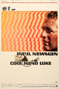 """Movie Posters:Drama, Cool Hand Luke (Warner Bros., 1967). Rolled, Fine+. Poster (40"""" X 60"""").. ..."""