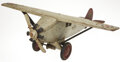 Antiques:Toys, Lot of Three Toy Airplanes. ... (Total: 3 Items)