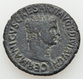 Ancients:Roman Imperial, Ancients: Divus Germanicus (died AD 19). AE as (29mm, 10.69 gm, 6h). Fine....