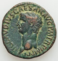 Ancients:Roman Imperial, Ancients: Claudius I (AD 41-54). AE as (29mm, 10.81 gm, 7h). VF....