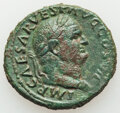 Ancients:Roman Imperial, Ancients: Vespasian (AD 69-79). AE as (27mm, 9.81 gm, 5h). VF....