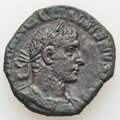 Ancients:Roman Imperial, Ancients: Gallienus, joint reign (AD 253-268). AE sestertius (28mm, 16.64 gm, 11h). Choice VF, smoothing, tooling....