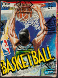 Basketball Cards:Unopened Packs/Display Boxes, 1989 Fleer Basketball Wax Box With 36 Unopened Packs....