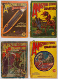 Pulps:Science Fiction, Amazing Stories Quarterly Group of 15 (Radio-Science Publications, 1928-33).... (Total: 15 Items)