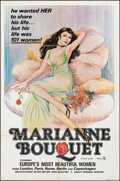"""Movie Posters:Adult, Marianne Bouquet & Other Lot (Les Films Jacques Leitienne, 1972). Folded, Fine/Very Fine. One Sheets (2) (25"""" X 38"""" & 27"""" X ... (Total: 2 Items)"""