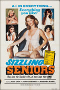 """Movie Posters:Sexploitation, Campus Teasers & Other Lot (SRC Films, R-1978). Folded, Very Fine-. One Sheets (2) (27"""" X 41""""). Sexploitation. Alternate Tit... (Total: 2 Items)"""