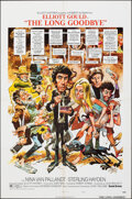 """Movie Posters:Crime, The Long Goodbye (United Artists, 1973). Folded, Very Fine-. One Sheet (27"""" X 41"""")Style C, Jack Davis Artwork. Crime. From..."""