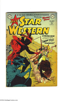 All Star Western #61 (DC, 1951) Condition: FN-. Alex Toth, Carmine Infantino, and Gil Kane art. Overstreet 2004 FN 6.0 v...