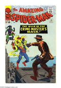 Silver Age (1956-1969):Superhero, The Amazing Spider-Man #26 (Marvel, 1965) Condition: FN. Green Goblin appearance. Steve Ditko cover and art. Overstreet 2004...