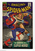 Silver Age (1956-1969):Superhero, The Amazing Spider-Man #42 (Marvel, 1966) Condition: FN. Third appearance of Mary Jane Watson, cameo in last two panels, fir...