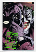 Modern Age (1980-Present):Superhero, Batman: The Killing Joke #nn (DC, 1988) Condition: NM. First printing. Alan Moore story; Brian Bolland art. Overstreet 2004 ...