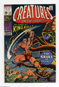 Bronze Age (1970-1979):Horror, Creatures on the Loose #10 (Marvel, 1971) Condition: VF. Firstissue of title, the series had previously been known as Tow...