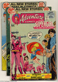 Bronze Age (1970-1979):Miscellaneous, DC Bronze Age Group (DC, 1968-80) Condition: Average VG. This groupincludes Adventure Comics #417, 421, 422, 423, and 4... (Total: 13Comic Books Item)