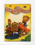 Golden Age (1938-1955):Funny Animal, Looney Tunes and Merrie Melodies Comics #9 (Dell, 1942) Condition:VG. Painted cover. Overstreet 2004 VG 4.0 value = $104. ...