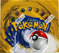 Pokémon Unlimited Edition Base Set Sealed Booster Box (Wizards of the Coast, 1999)