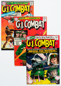 G.I. Combat - Murphy Anderson Pedigree Group of 14 (DC, 1966-69) Condition: Average FN/VF.... (Total: 14 Comic Books)