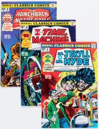 Marvel Classics Comics Group of 34 (Marvel, 1976-78) Condition: Average FN.... (Total: 34 Comic Books)