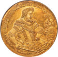 "German States:Saxony, German States: Saxony. Christian II gold Medallic ""Death"" 10 Ducat 1611 MS65★ NGC,..."