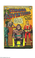 Golden Age (1938-1955):Science Fiction, Strange Adventures #39 (DC, 1953) Condition: VG-. Gorilla cover.Used in Seduction of the Innocent. Overstreet 2004 VG 4...