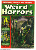 Golden Age (1938-1955):Horror, Weird Horrors #4 (St. John, 1952) Condition: FN. Overstreet 2004 FN6.0 value = $93....