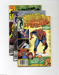 The Amazing Spider-Man #51-257 Group plus (Marvel, 1967-84). This is one long box full of 227 Amazing Spider-Man comics...