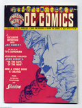 Magazines:Fanzine, Amazing World of DC Comics #1 (DC, 1974) Condition: VG/FN. Carmine Infantino cover. Articles include features on Bill Finger...