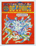 Magazines:Fanzine, Amazing World of DC Comics #11 (DC, 1976) Condition: FN/VF. Captain Cold is chillin' with some villains on this cover by Dic...