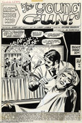 Original Comic Art:Panel Pages, Larry Lieber and George Roussos - Original Art for Rawhide Kid #97, Group of 9 pages (Marvel, 1972). Pages written and penci... (Total: 9 Original Art Item)