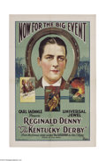 Movie Posters:Comedy, The Kentucky Derby (Universal, 1922).... (9 pieces)