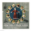 Movie Posters:Drama, How Molly Made Good (Photo Drama Motion Picture Co., 1915)....