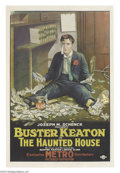 Movie Posters:Comedy, The Haunted House (Metro, 1921)....