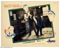 Movie Posters:Comedy, Steamboat Bill, Jr. (United Artists, 1928)....