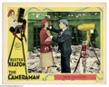 Movie Posters:Comedy, The Cameraman (MGM, 1928)....