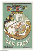 Movie Posters:Animated, Jack Frost (Celebrity Productions, 1934)....