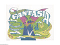 Movie Posters:Animated, Fantasia (RKO, R-1969)....