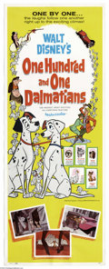 Movie Posters:Animated, One Hundred and One Dalmations (Buena Vista, 1961)....