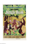 Movie Posters:Animated, The Jungle Book (Buena Vista, 1967)....