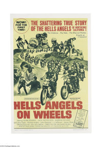 Hell's Angels on Wheels (Fanfare Films, Inc, 1967)