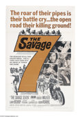 Movie Posters:Cult Classic, Biker Gang Lot....