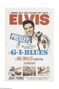 Movie Posters:Elvis Presley, G.I. Blues (Paramount, 1960)....
