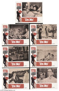 Movie Posters:Action, Dr. No (United Artists, 1962).... (11 pieces)