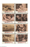 Movie Posters:Action, From Russia With Love (United Artists, 1963).... (8 pieces)